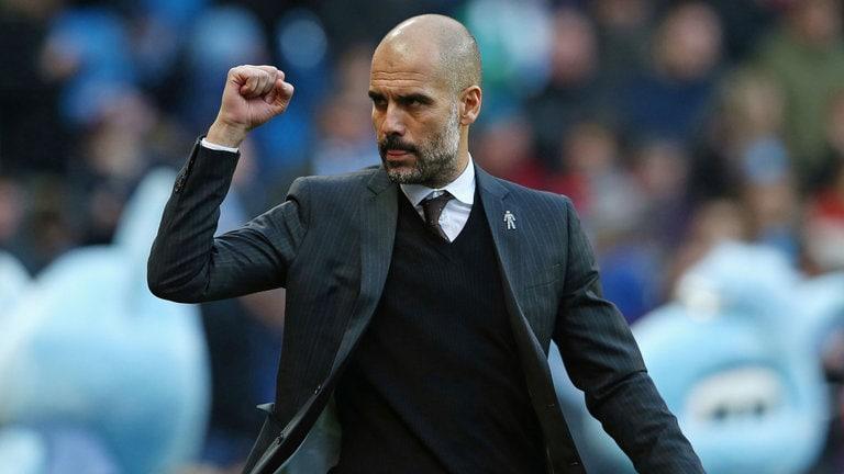 En este momento estás viendo El éxito de Guardiola en el ManCity: 5 Claves