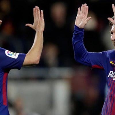 Leo Messi – Jordi Alba: un ataque letal