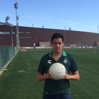 Héctor González: Santos Laguna