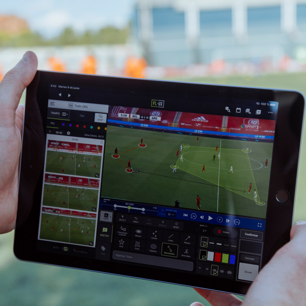 SCOUTING ONLINE Online Master in High Performance Football MBP School of coaches