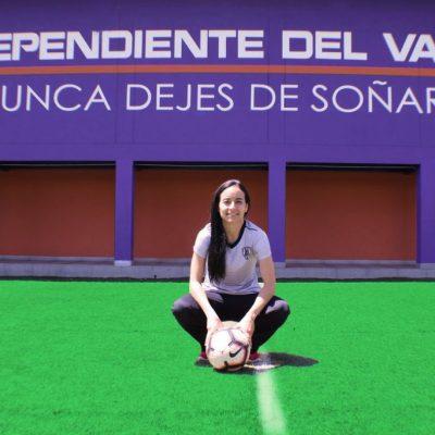 Verónica Marín: Independiente del Valle
