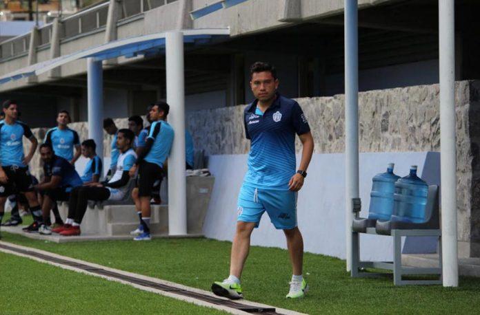 En este momento estás viendo Alexis Moreno: La Paz FC