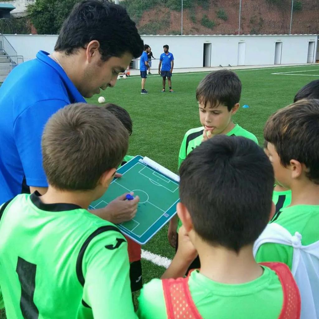 EXP Especialista en Planificación y programación en Fútbol Formativo MBP School of coaches