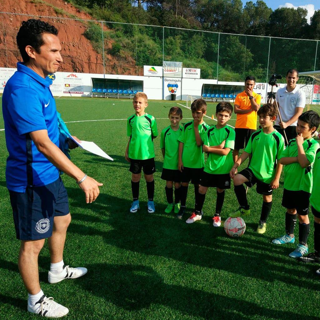 metodoologia fb Curso Intensivo de Análisis de juego en Fútbol Base MBP