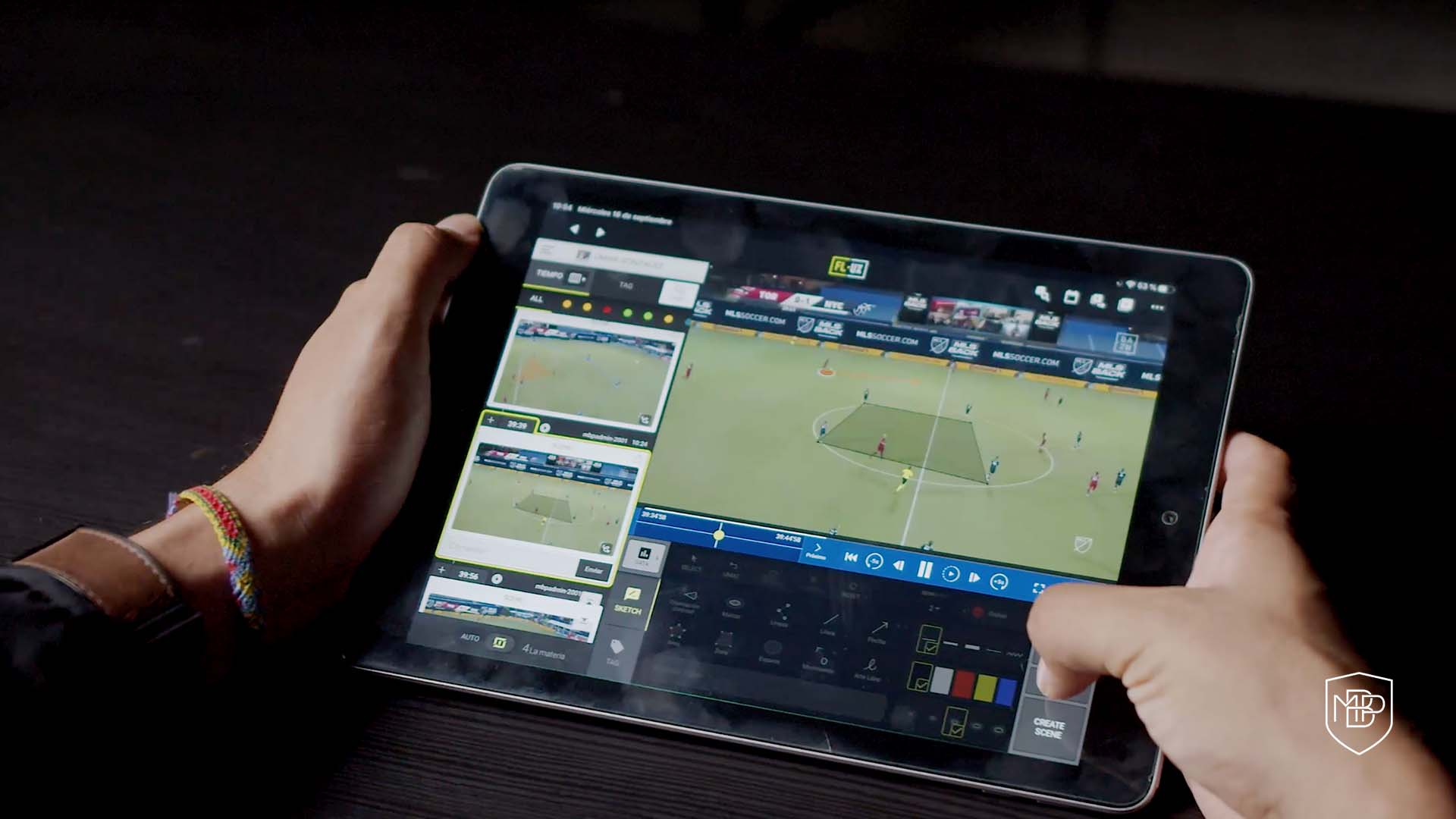 You are currently viewing The process of knowledge of the player from the tactical analysis