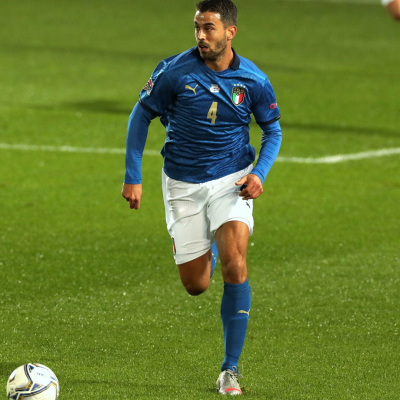 Leonardo Spinazzola: best player of the EURO 2020 group phase