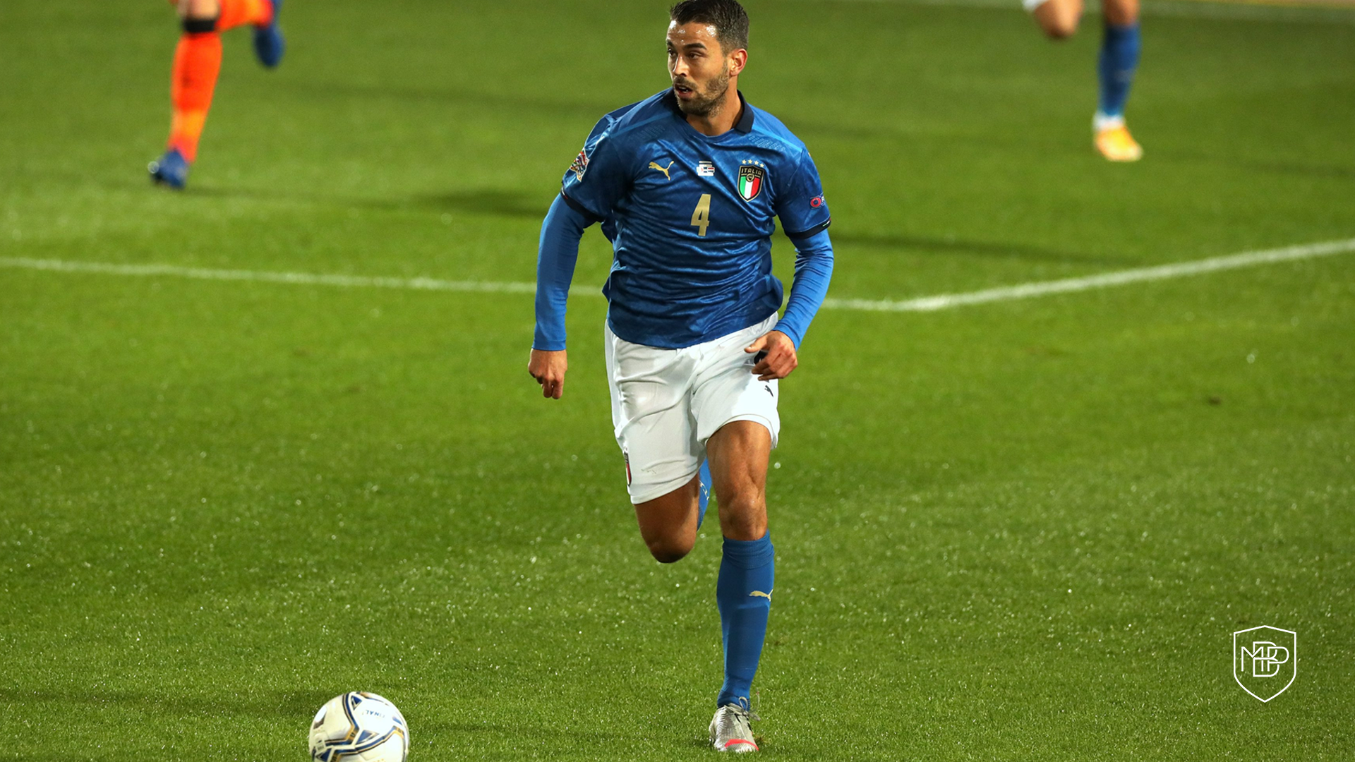 You are currently viewing Leonardo Spinazzola: best player of the EURO 2020 group phase