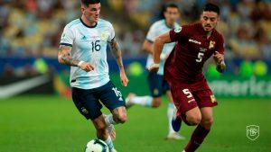 Read more about the article Rodrigo de Paul: Simeone's Box to Box
