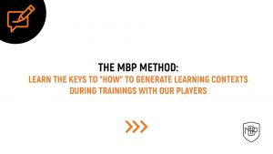 Read more about the article The 'How' of the MBP Method