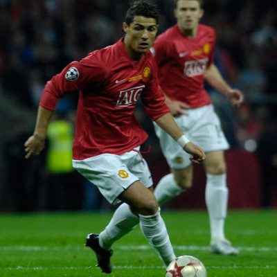 BACK HOME: CRISTIANO'S RETURN TO MANCHESTER UNITED